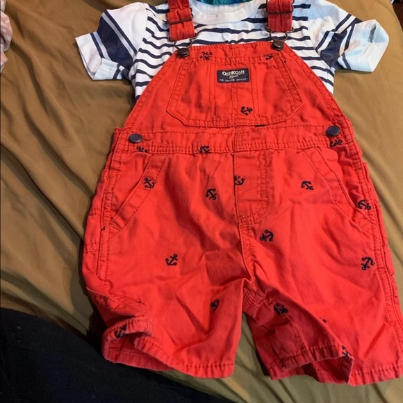 OshKosh B'gosh Other - 24 Month overall outfit bundle